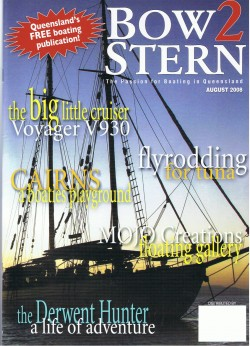 Bow 2 Stern Cover - V930