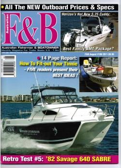 F&B # 180 V625 Cover