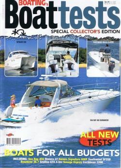 Modern Boating Cover - V930