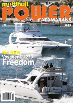 Multihull Powercats #10 Cover